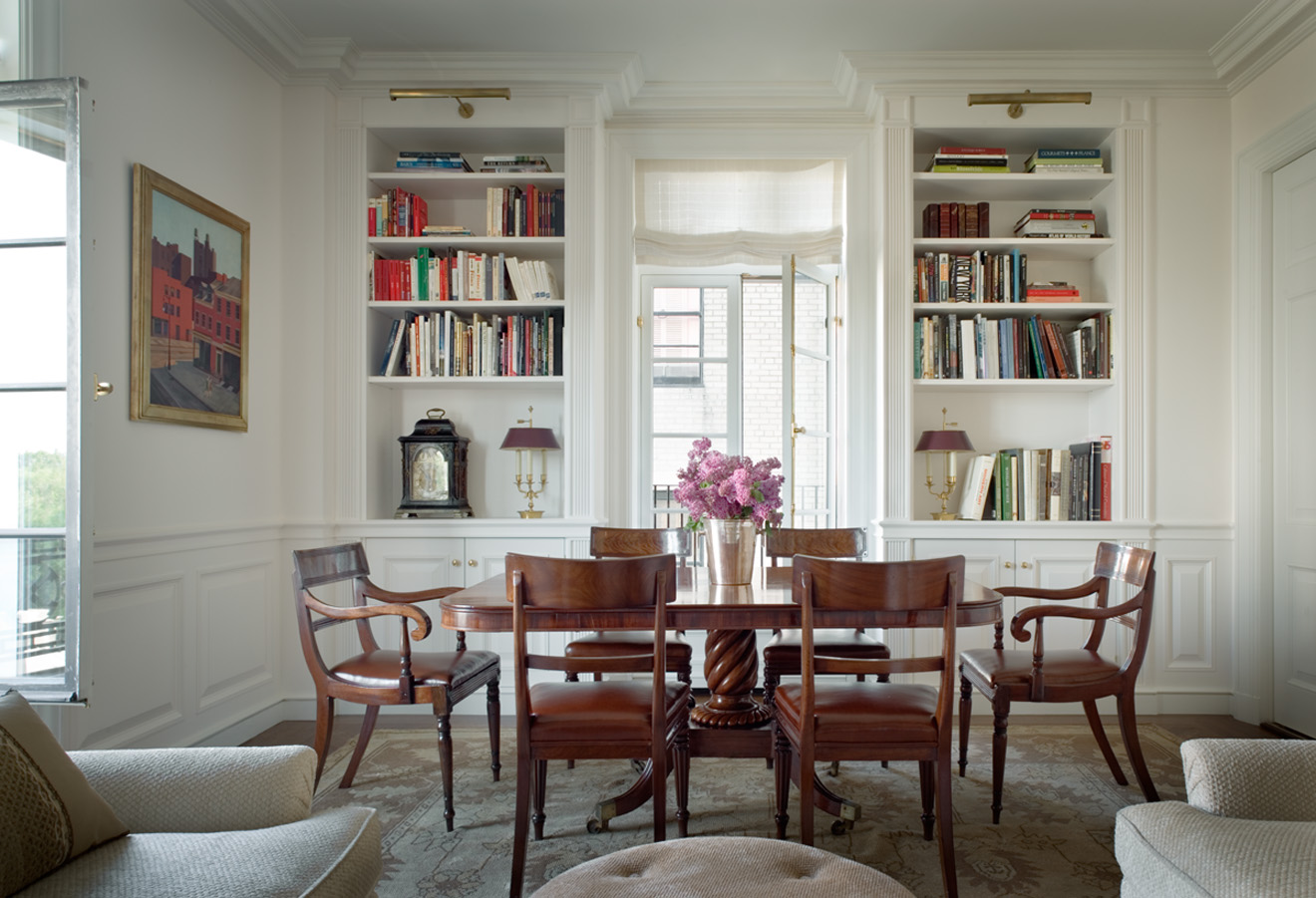 Dinning room. © Gomez Associates