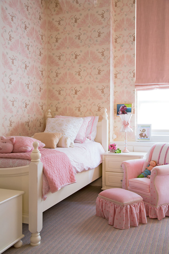 Child's bedroom. © Gomez Associates