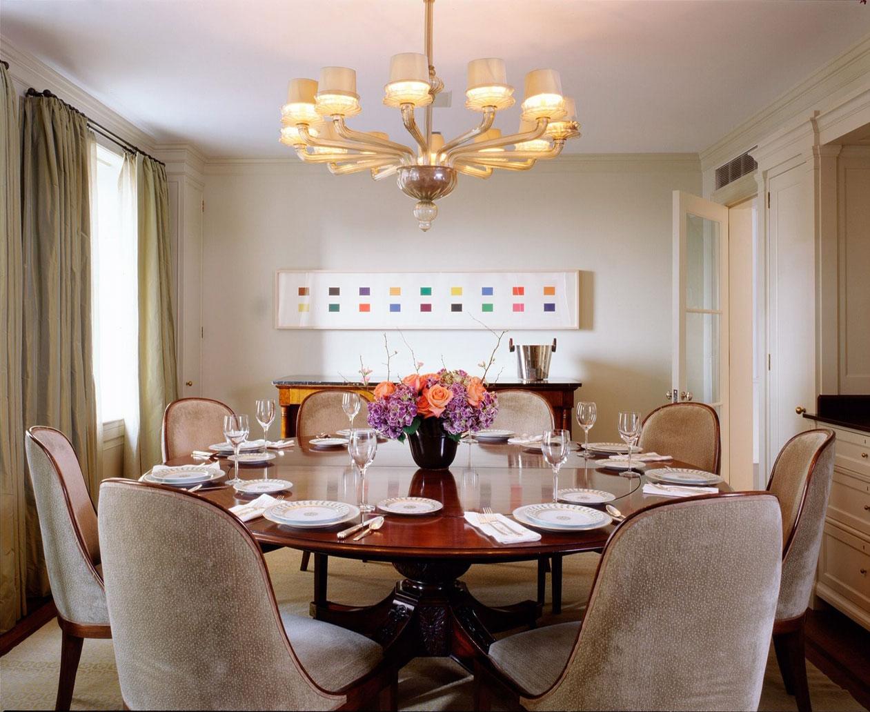 Dinning Room © Gomez Associates