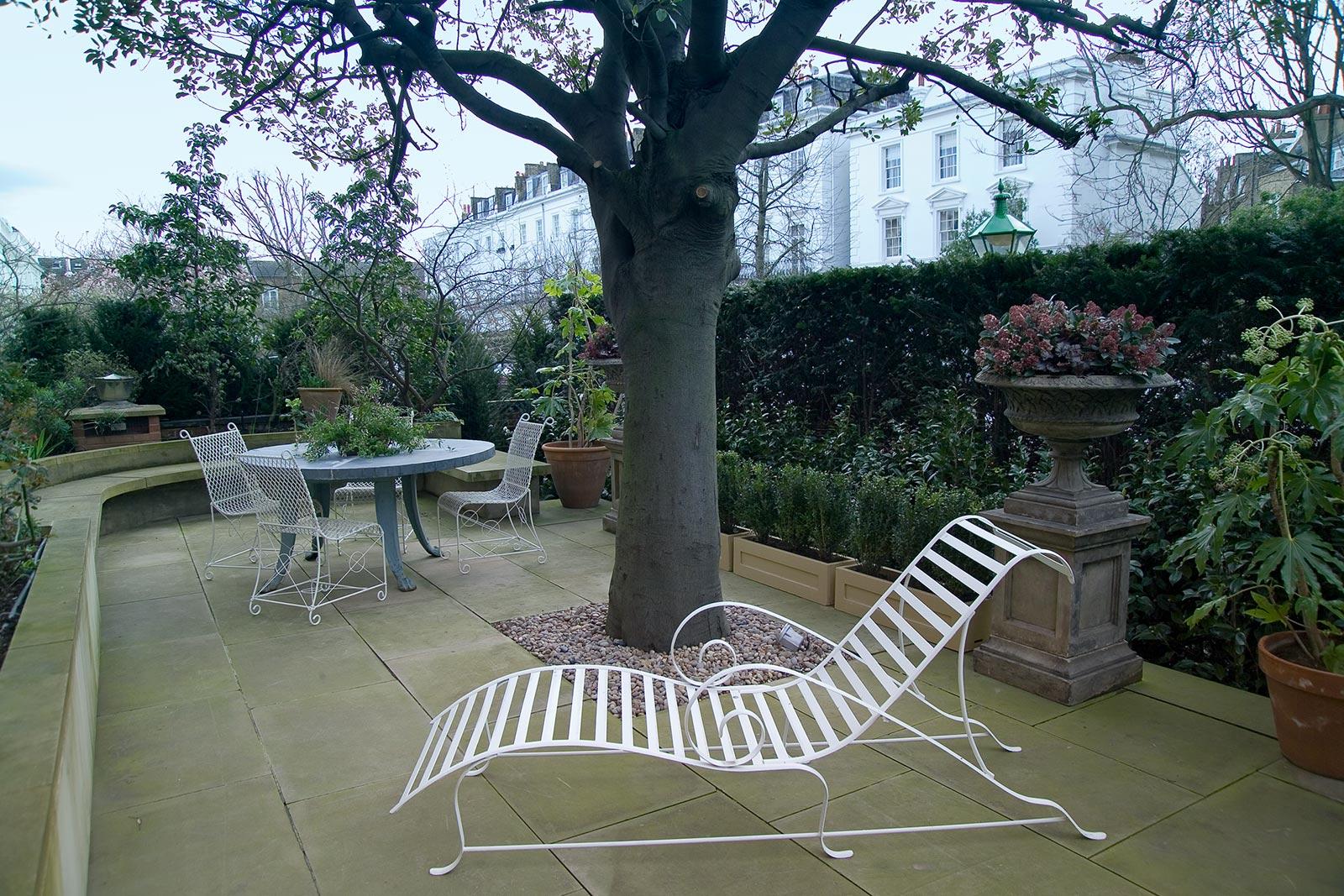 Garden. © Gomez Associates