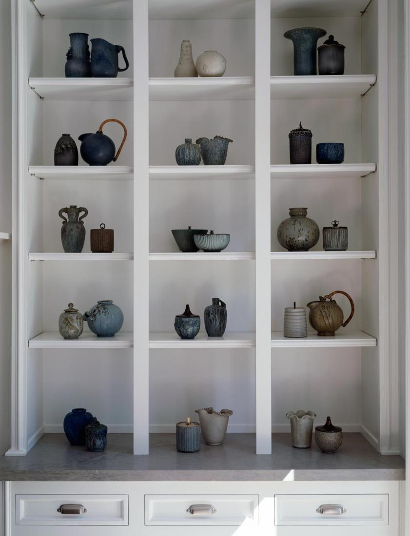 Cabinetry. © Gomez Associates
